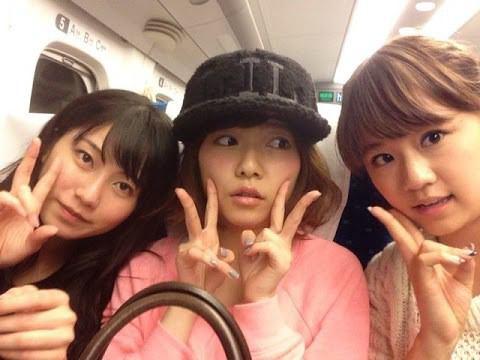 【2014】横山A、島田K、島崎B【AKB48】