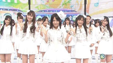 チャンスの順番が純AKB48メンバー最後のシングルなわけだが