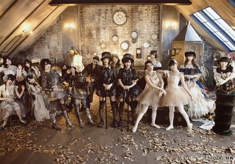 【AKB48】「UZA」の頃から選抜にAKBらしさが薄まったような気がする