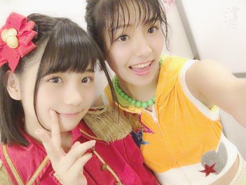 【SKE48】次のシングルは小畑優奈と後藤楽々のダブルセンターで行こう!