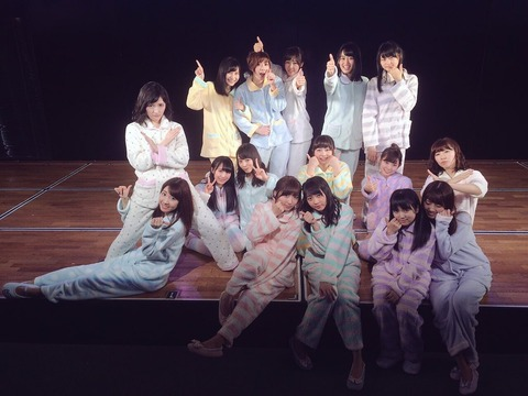 【AKB48】人員不足が解消されないチームBにNGT48から兼任メンバーが来る可能性