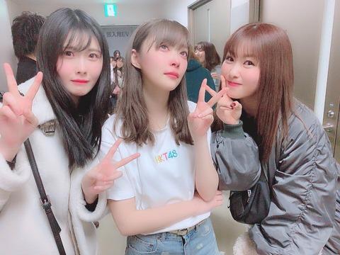 【HKT48】指原莉乃卒業、メンバー、元メンバーからの反応を貼るスレ