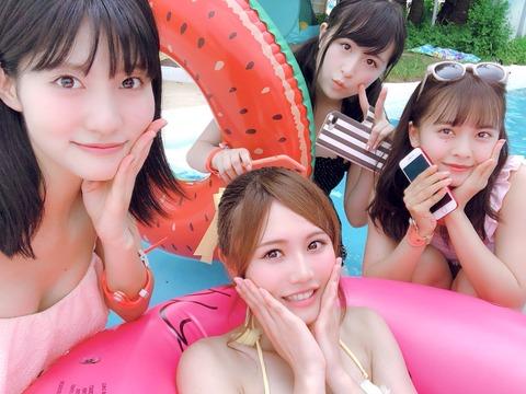 【朗報】おめぐに谷間が出来た!!!【AKB48・谷口めぐ】