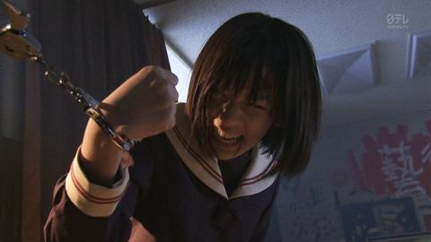 【マジすか学園4】手錠を片腕でちぎってぶっ壊すってどんな化け物だよw【宮脇咲良】