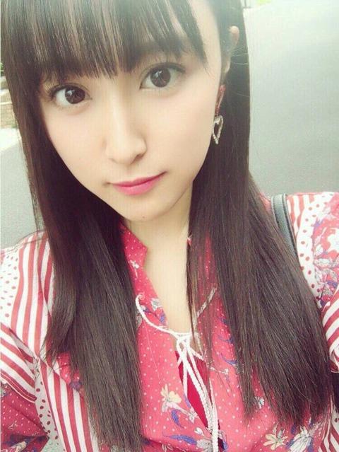【元AKB48】野村奈央がTwitterとInstagramを始める