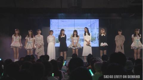 【朗報】木﨑ゆりあのSKE48最終公演にSKE3期卒業生が登場!!!