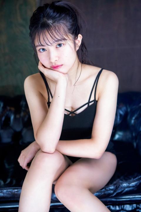 【朗報】チーム8行天優莉奈の爆乳グラビアキタ━━━(゚∀゚)━━━!!