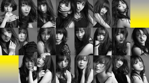 【AKB48】55th「ジワるDAYS」オリコン初日売上は1,190,095枚