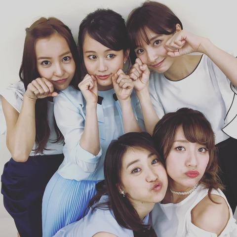 【元AKB48G】卒業後の方が推してて楽しいメンバーって誰?