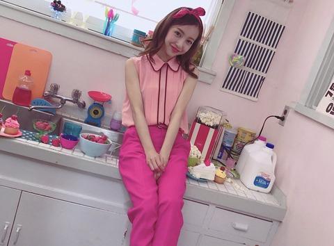 【朗報】板野友美NEW シングル「#いいね!」が初日9位にランクイン