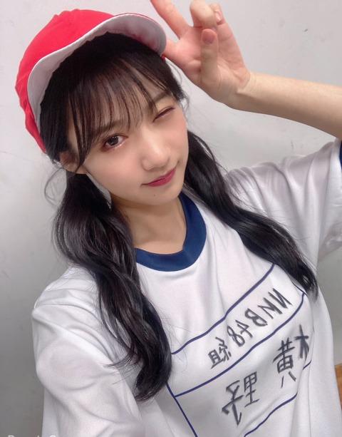 【NMB48】横野すみれが体操服でオンラインお話し会!!!