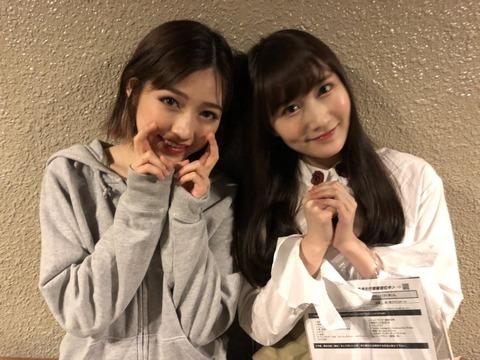 【元NMB48】矢倉楓子が渡辺麻友の舞台アメリを鑑賞