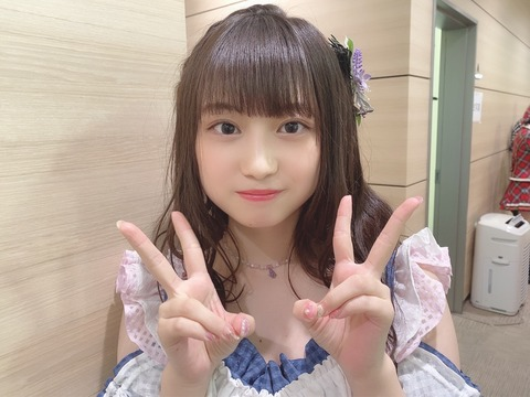 【AKB48】大天使山田杏華たむのが18歳のお誕生日を迎えました