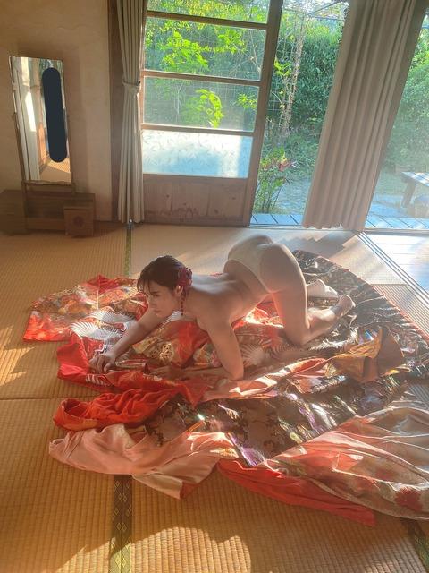 【衝撃】平田梨奈(22歳)、とんでもない写真をtwitterに投稿www