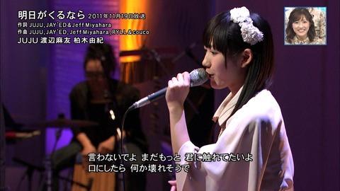 【AKB48】昔のまゆゆ可愛すぎだろwwwwww【渡辺麻友】