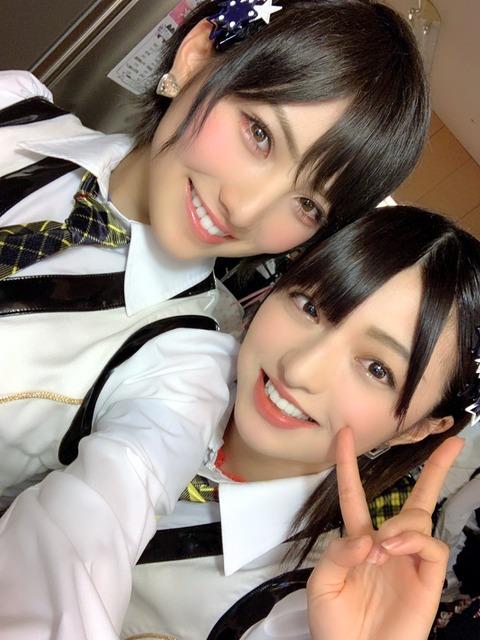 【AKB48】岡田奈々さん「佐藤七海ちゃんとは変態仲間。」→佐藤七海「岡田奈々さんとは変態同盟」