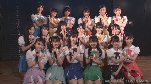 【AKB48】もう16期は不作って最終決定で良いよね?