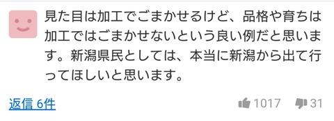 【朗報】NGT48中井りかさんの「加工加工ってうるせえんだよ」発言に対するヤフコメ民の反論が正論過ぎると話題wwwwww
