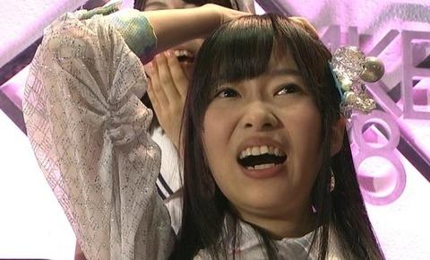 【悲報】HKT48指原莉乃、洗剤をぶちまける