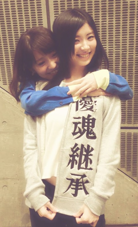 【AKB48】チームKのキャプテンは武藤十夢で異論はないよな。
