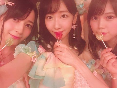 【あるある】AKB48柏木由紀「公演で最近見ないな~って思ってたファン人が、チーム8のTシャツ着てた」