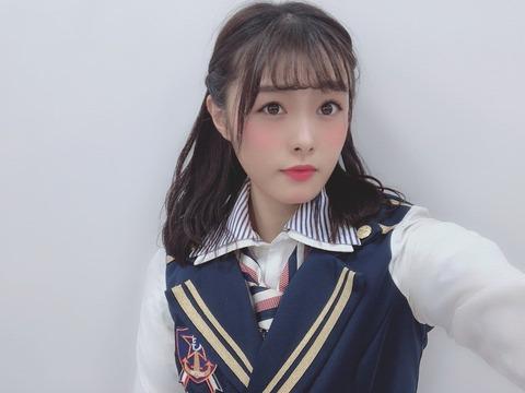 【NGT48】長谷川玲奈、足の負傷でで活動一時休止