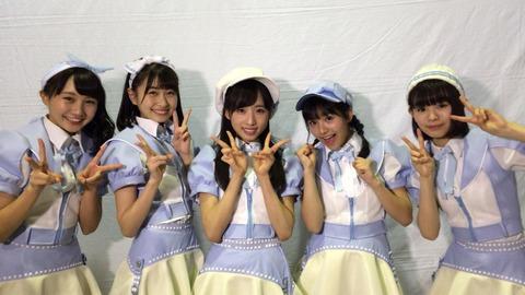 【AKB48G】3年前ワイ「近い将来この5人が48Gをリードするんやろうなあ…」