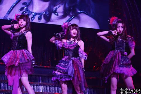 【AKB48】昨日の単独リクアワ昼公演がコンサート史上最短時間を記録