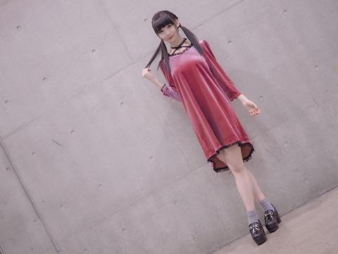 【NGT48】荻野由佳さん、胸に詰め込み過ぎてしまう