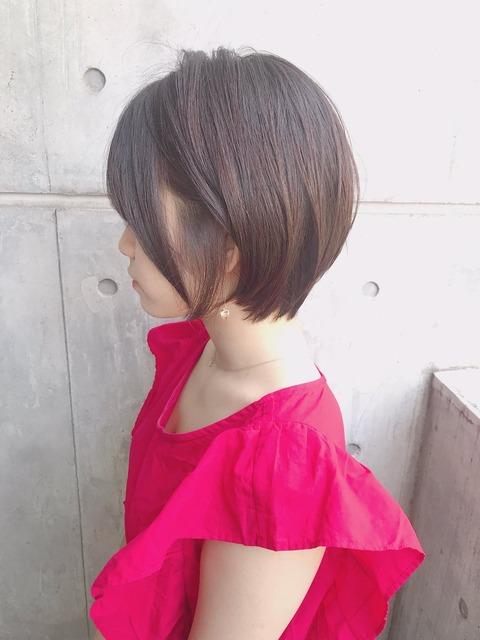 【AKB48】髪を切った市川愛美ちゃんがくそ可愛い!!!