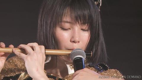 【AKB48】横山由依「歌手になりたいと思ってAKBに入ったので、ソロデビューかソロコンサートとかができればと思います」