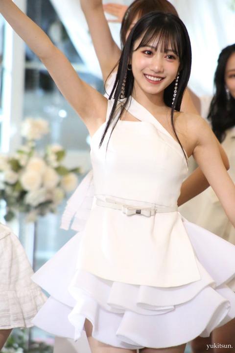 【NMB48】横野すみれちゃん、全開でいいねえ【画像】