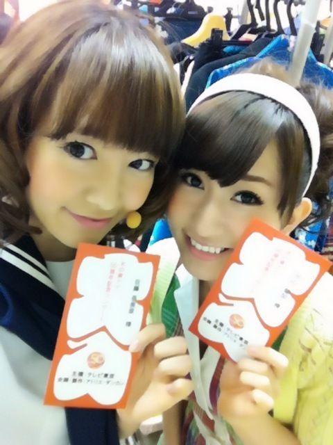 【AKB48】なぜ運営は片山・佐藤亜を不当に扱い続けるのか
