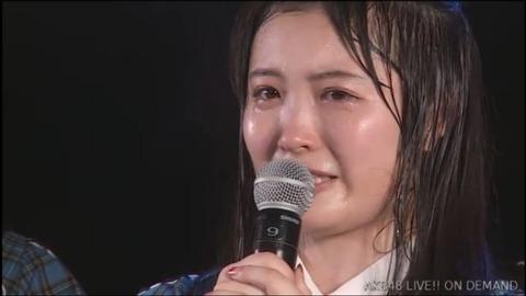 【AKB48】チーム8谷口もかが自身の生誕祭にて卒業発表