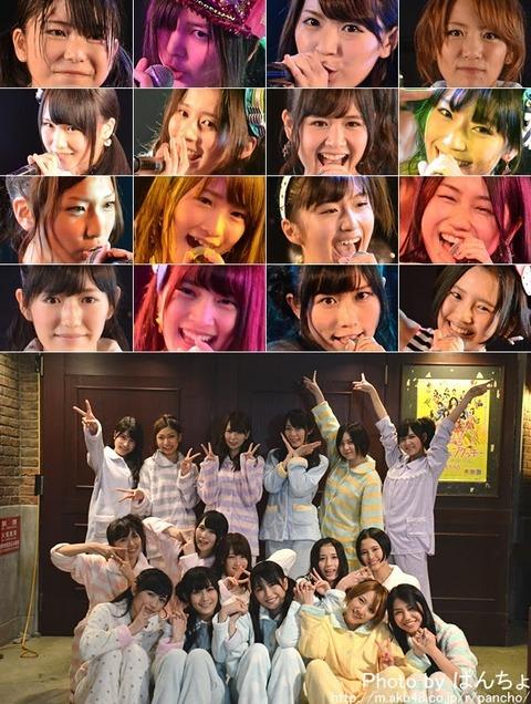 【AKB48】最近の劇場公演の倍率ってどのくらいなの?