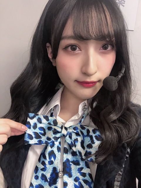 【NMB48】山崎亜美瑠「重大なお知らせがあるので、お楽しみに!」