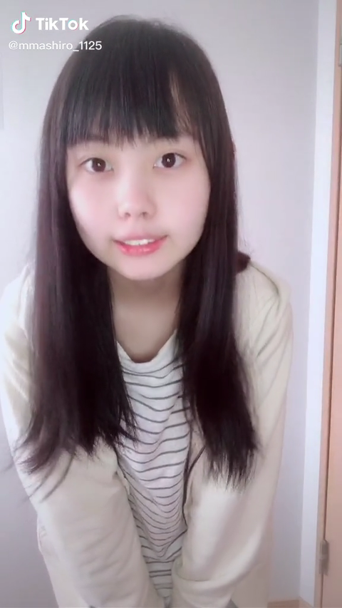 【AKB48】俺たちの茉白ちゃん、美人さんの片鱗を見せてしまう【御供茉白】