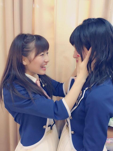 【AKB48】なぁめぐの世界【岡田奈々・谷口めぐ】
