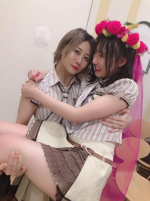 【SKE48】古畑奈和さん、また新たにメンバーをお持ち帰り