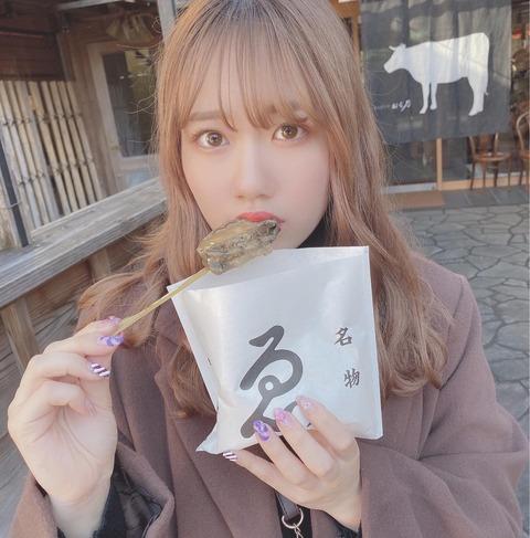 【画像】AKB48服部有菜のアワビが丸見えwwwwww