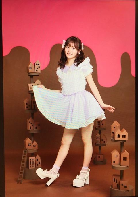 【AKB48】こみはる史上1番アイドルな生写真が可愛すぎる!!!【込山榛香】