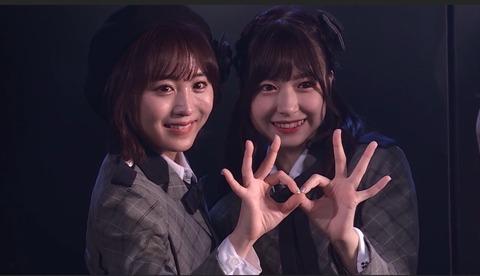 【AKB48】坂口渚沙と 橋本陽菜って結局どっちが可愛いんだよ?