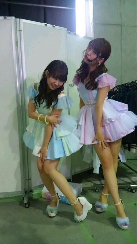 【AKB48】お前らまーちゅんとちょりどっちが好きなの?【小笠原茉由・中西智代梨】