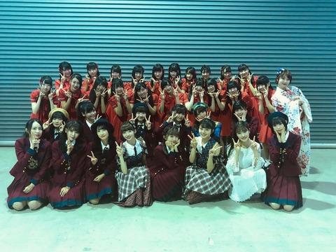 【画像】これが今のNGT48の最新集合写真布陣だ!!!
