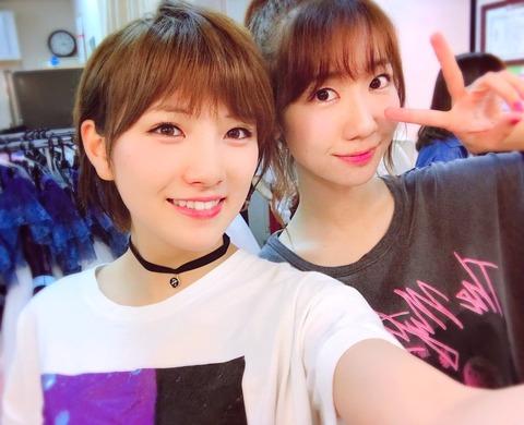 【AKB48】柏木由紀「なぁちゃん(岡田奈々)の正義感をわけてほしい」