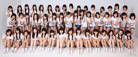 【悲報】AKB48チーム8、トヨタ撤退後は解体か?