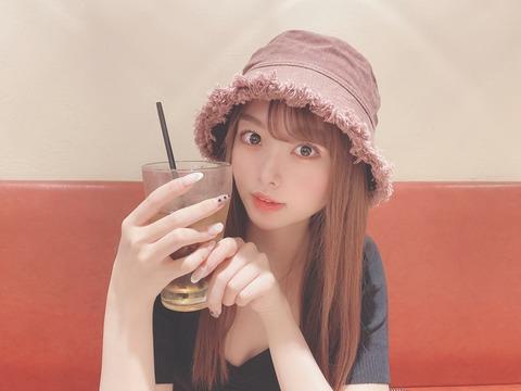 【AKB48】達家真姫宝さんが新作画像をアップ、今回の被害者はグラスwww