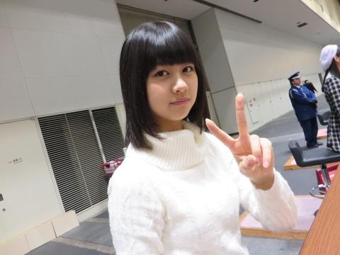 【HKT48】若田部遥に汚物を見るような目で握手されたんだが