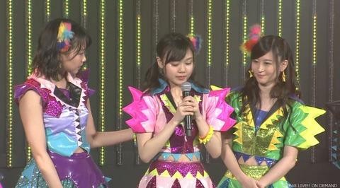 【NMB48】西村愛華が劇場公演にて卒業発表