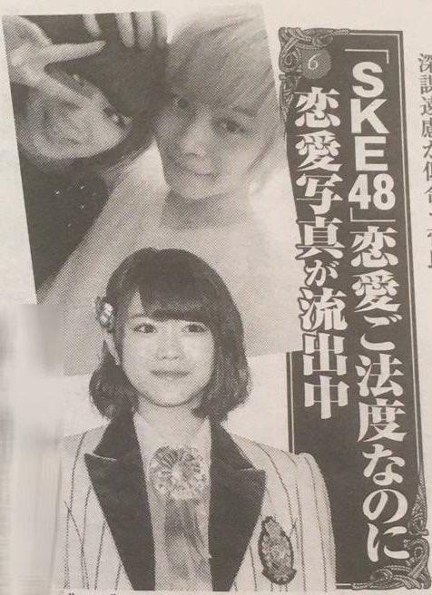 【SKE48】山内鈴蘭スキャンダル相手が元ジャニなのに炎上しなさすぎで泣けてきた